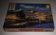 Vintage 1978 NOVA SCOTIA BEAUTY Jigsaw Puzzle SEALED 500pc MB Coventry Series