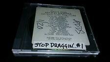 RARE Lenny Kravitz Stop Draggin' Around Single CD Promo 1991 Virgin Records