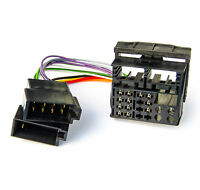 Radio Adapter Autoradio für Ford Focus C-Max Transit Tourneo Kabel Quadlock ISO