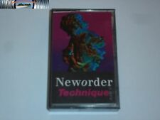 Neworder - Technique - MC 1989 - NUOVO