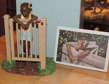 "Brenda Joysmith's Our Song ""Open Gate"" Figurine NIB"