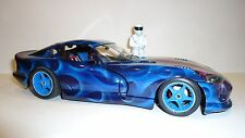 "Bburago Dodge Viper GTS Coupe 1:18 Airbrush Tuning ""Girl on Fire"""