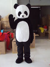 BIG SALE!!New Professional Panda Bear Mascot Costume Adult Size