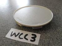 Coachman Swift 50mm caravan alloy wheel grey plastic centre cap WCC3