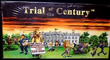 Companion Games Trial of the Century RPG Board Game released in 1996 New and SW