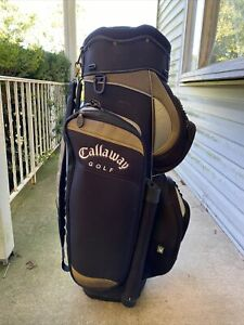 Callaway Golf Stand Bag 14 Way Divider Black