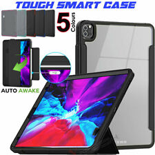 """for iPad Pro 12.9"""" 2020 4th Gen. Tough Rugged Shockproof Armour Smart Case Cover"""