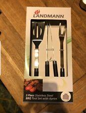 Landmann QUALITY STAINLESS STEEL BBQ FORK BBQ TOOLS 13211