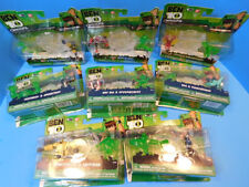 "Ben 10 Omniverse Action Figures Complete Set of 2"" Figures New"