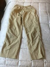 Rohan Ladies Thai Pants Size Small - Excellent Condition