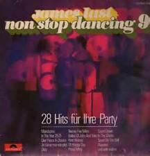 JAMES LAST -  NON STOP DANCING 9 - 33 GIRI LP - POLYDOR STEREO 1970 - ITALIA