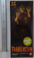 X-Plus Toho Large Monster Series Frankenstein Glows in the Dark Model Kit Japan