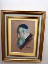 "BENDER Stanislaw ""Rabbiner""München / Lodz / Polen,Judaika /Judaica"