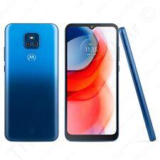 "Unlocked Motorola Moto G Play Xt2093-4 6.5"" Ips Hd+ 32Gb 13Mp WiFi 4G Lte Blue"