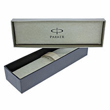 Parker Empty Box Case Holder - for Ballpoint, Rollerball and Fountain Pens - New
