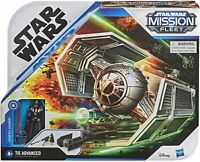 Star Wars Mission Fleet Stellar Class Darth Vader Figure w/Tie Fighter IN STOCK