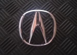OEM Acura Body/Dash/Trunk Emblem. 8.2cm (curved)