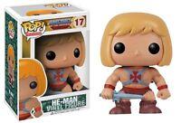 He-Man #17 Pop! Television Masters of the Universe MotU Vinyl Figur Funko