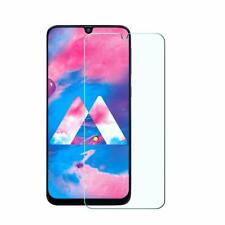Panzerfolie Samsung Galaxy M30 Display Schutz Glas 9H Schutzfolie Echtglas Klar