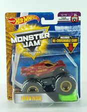 HOT WHEELS MONSTER JAM IRON MAN BRAND  NEW AND MINT CARD VHTF