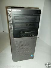Dell Optiplex 960 Intel C2Q Q9650 3GHz 4GB 500GB DVDRW ATI Radeon 512MB DVI HDTV