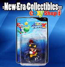 "Nintendo Super Mario Galaxy 2 Mini 2"" Figure Keychain Collection Global Holdings"