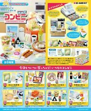 NEW Japan Re-Ment Miniature Convenience Store  Rement 700YEN  Full  set of 8