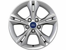 "Genuine Ford Grand C-Max (11/2010 >) 16"" Alloy Wheel   5 x 2 Spoke (1752273)"