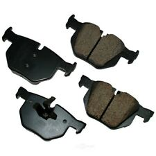 Disc Brake Pad Set-Euro Ultra Premium Ceramic Pads Rear Akebono EUR1170