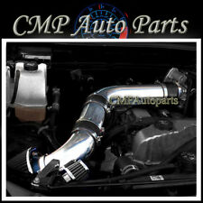 BLACK AIR INTAKE KIT FIT 2007-2012 GMC CANYON CHEVY COLORADO HUMMER H3 3.7L