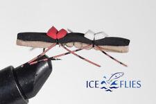 ICE FLIES. Foam Hooper. Chernobyl Ant. ( 2-pack)