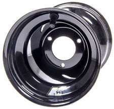 "KEIZER ALUMINUM WHEEL,KW2 KARTING,6""x8"",4"",BLACK,SHIFTER KART,SUPERKART,DIRT,GO"