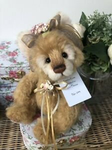COLLECTABLE CHARLIE BEAR 2021 ISABELLE COLLECTION - AMELIA ROSE - GORGEOUS