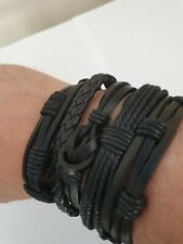 Men's Bracelet ANA Collection Series 4 Fashion Jewelry