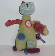 Doudou Chat Moulin Roty - Collection les jolis pas beaux