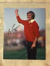 Bill Rogers Signed 8 X 10 Photo PGA Golf