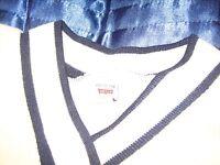LEWI'S light grey men's cotton T- shirt size XL