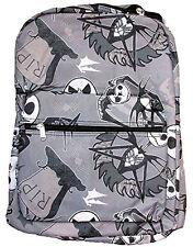 Disney Nightmare Before Christmas Jack Skellington Backpack -Light Gray