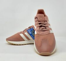 Adidas Originals Woman's FLB W Sneakers Raw Pink Crystal White 188256252