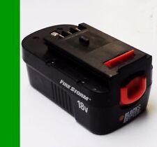 Original Black & Decker  Akku 18 V  mit 2 Ah  NiCd  HP-2000    Firestorm