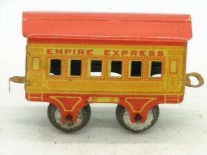 American Flyer Prewar O Gauge Tin Litho Empire Express Coach