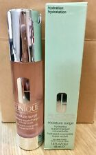 CLINIQUE MOISTURE SURGE Hydrating Supercharged Concentrate 1.6 Oz 48 ml NEW
