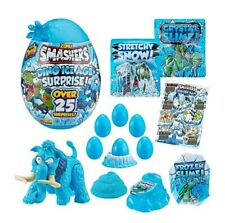 Smashers Dino Ice Age Surprise! 25+ Surprises! MAMMOTH 🔥 Hot Toy 2020 🔥 🎄