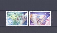 ICELAND, EUROPA CEPT 1991, SPACE THEME, MNH