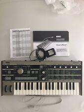 Korg MICROKORG 37 Keys Analog Modeling Synthesizer