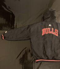 Starter chaqueta chicago bulls size XL nba 🏀 🏀 🏀 Retro Vintage bulls Jacket