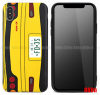 Initial D Tail Lights FD 3S RX7 Case Cover For iPhone 11 Pro Max XS XR 8 7 Plus