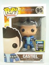 FUNKO SDCC 2015 Exclusive Supernatural French Mistake Castiel #95 POP! Vinyl NEW