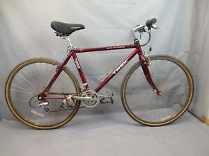 "Trek 7600 Multitrack Comfort Hybrid Bike 1995 Large 18"" Shimano 400 US Charity!!"