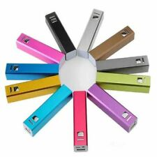 2600mAh Portable External Fast USB Power Bank Battery Charger For iPhone Android